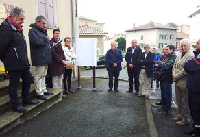 2016-09-17 2016-09-17 Inauguration de la plaque G TILLION